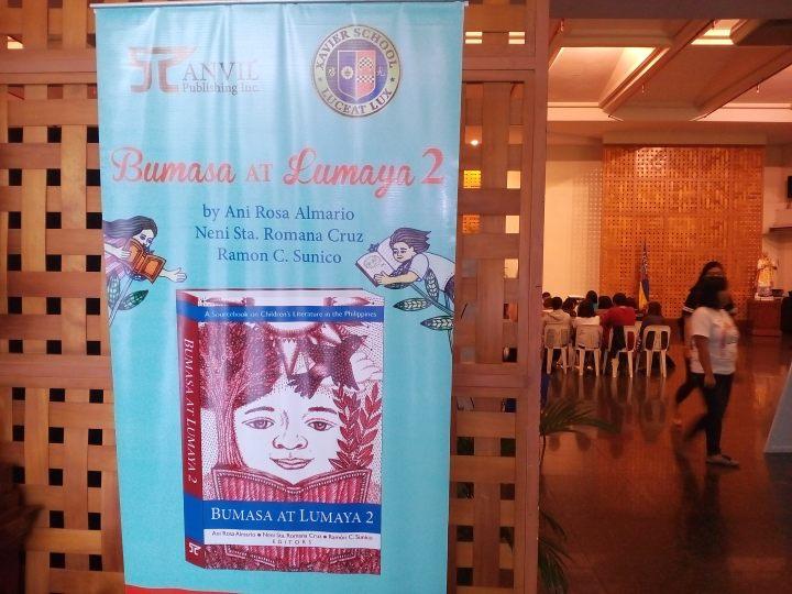 BumasaAtLumaya Attending Childrens Book Fair And Literature Talks