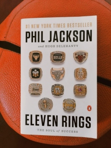 Eleven Rings by Phil Jackson - Bookbed