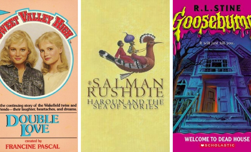12 Readers Share Their Favorite Books fromChildhood
