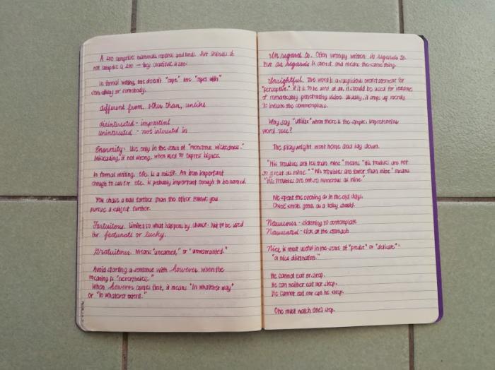 Book Journal 14 ~ Agnes Manalo - Bookbed