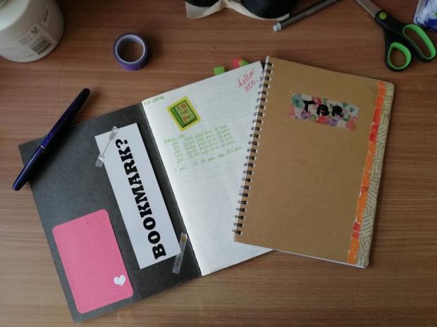 Book Journal 5 ~ Agnes Manalo - Bookbed