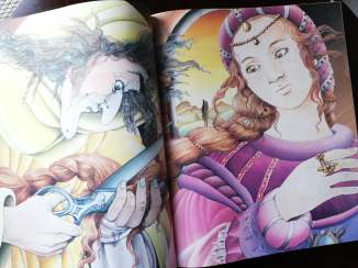Childhood Reads - A Treasury of Fairy Tales Page - Bookbed