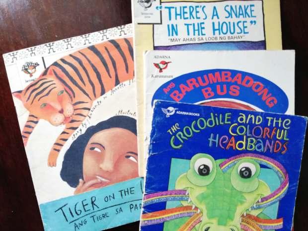 Childhood Reads - Adarna House Books - Bookbed