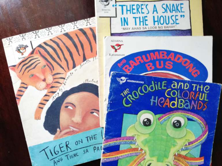 Childhood Reads - Adarna House Books - Bookbed