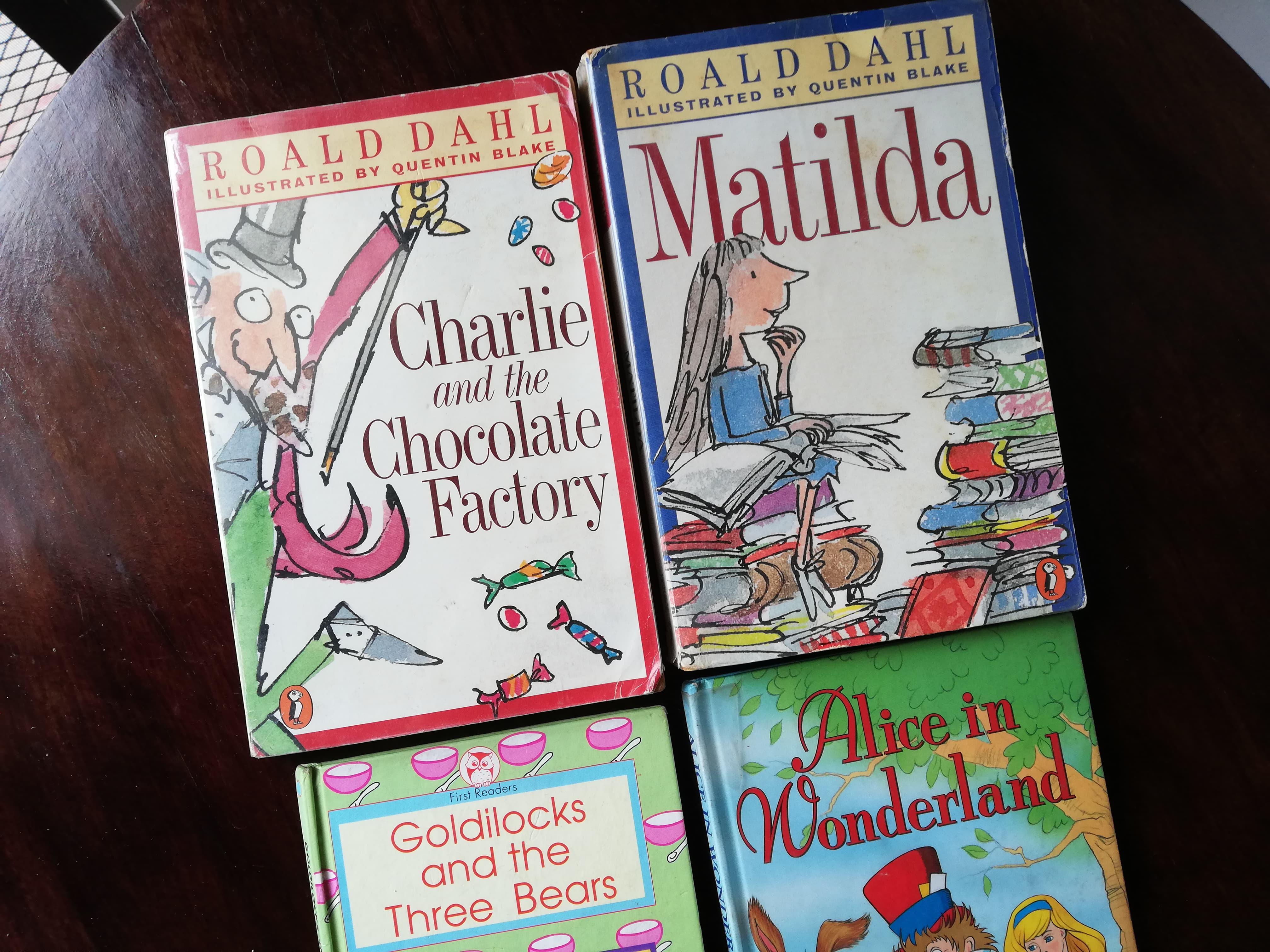 Childhood Reads - Classics - Bookbed