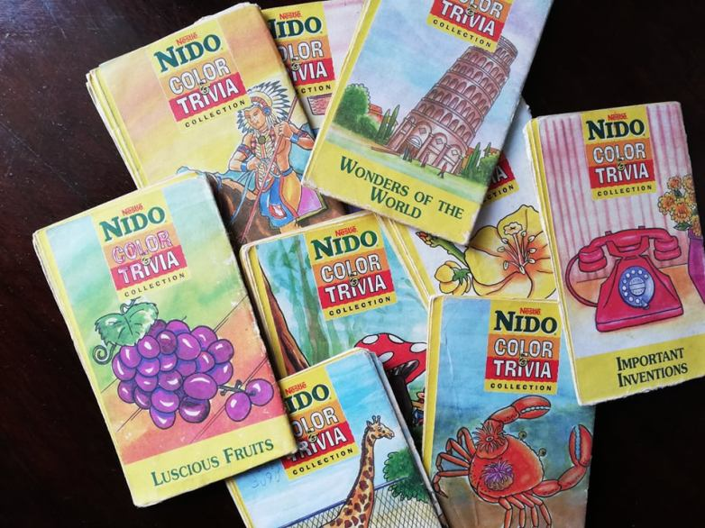 Childhood Reads - Nido Books - Bookbed
