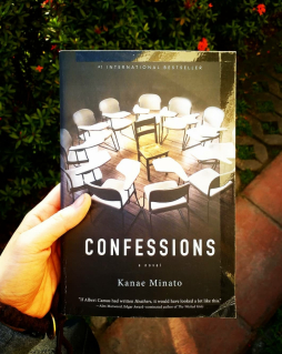 Confessions by Kanae Minato ~ eri_lostinwords - Bookbed