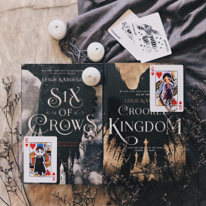 Leigh Bardugo Books ~ Bookstagramers Philippines BGPH - Bookbed