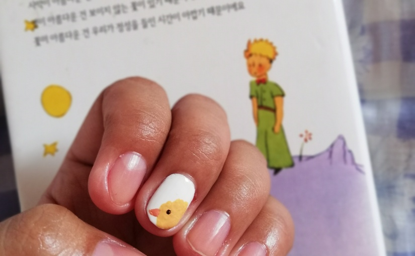8 Nail Art Designs Based on YA Book Covers