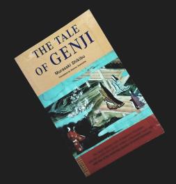 The Tale of Genji by Murasaki Shikibu ~ eri_lostinwords - Bookbed