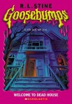 Welcome to Dead House by R.L. Stine - Bookbed