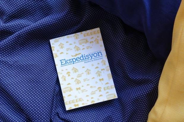 Ekspedisyon Biyahe sa Nakaraan edited by Cindy Dela Cruz - Bookbed