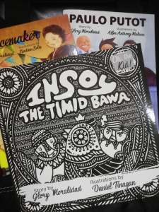 Insoy the Timid Bawa by Glory Moralidad - Bookbed