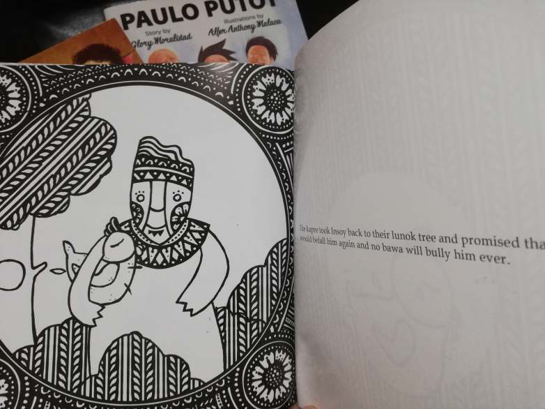 Insoy the Timid Bawa by Glory Moralidad Inside Page - Bookbed