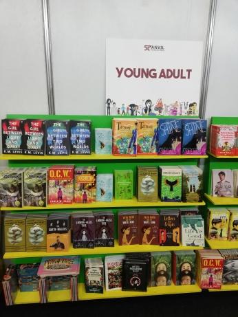 YA Books by Anvil