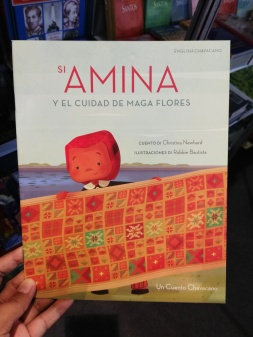 Bilingual children's books also available