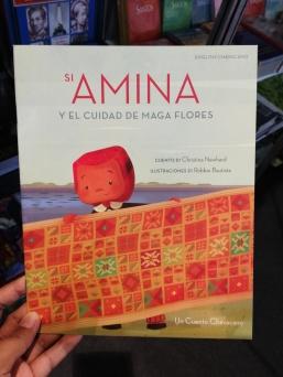 Bilingual children's books also available
