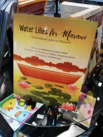A children's book based on the Marawi experience