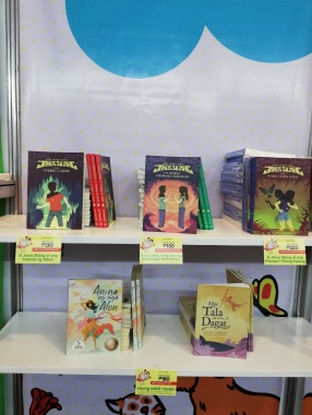 Janus Silang books by Adarna House