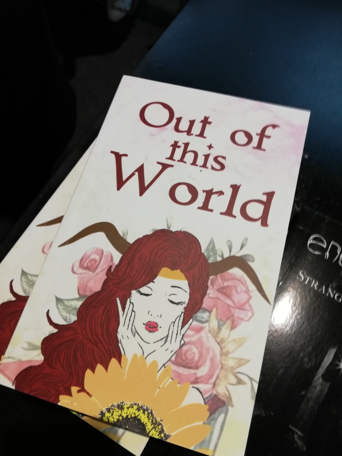 A Fantasy anthology by Filipino authors