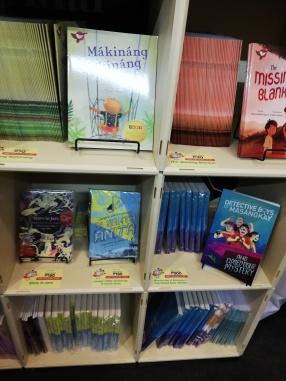 New YA Books by Adarna House