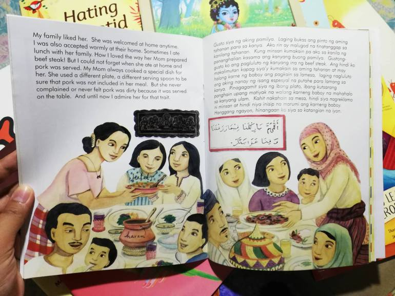 My Muslim Friend by Mary Ann Ordinario-Floresta Inside Page - Bookbed