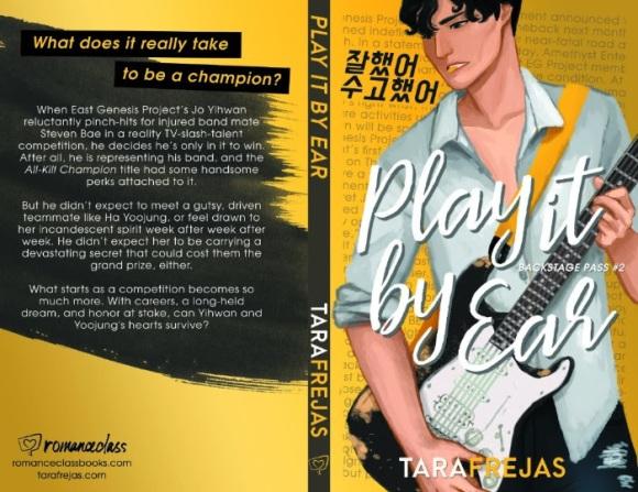 Play It By Ear by Tara Frejas - Bookbed