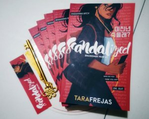 Scandalized by Tara Frejas (New Edition) - Bookbed