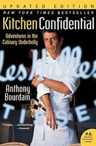 Kitchen Confidential by Anthony Bourdain - Bookbed