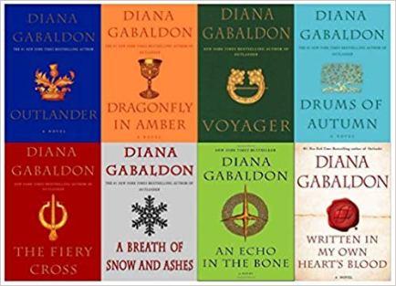 Outlander by Diana Gabaldon - Bookbed