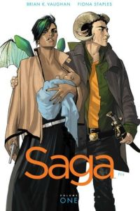 Saga by Brian K. Vaughan and Fiona Staples - Bookbed