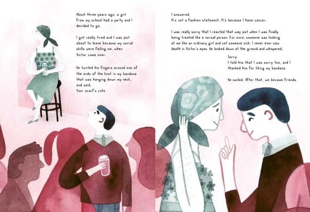 A Story About Cancer With a Happy Ending 3 - Bookbed