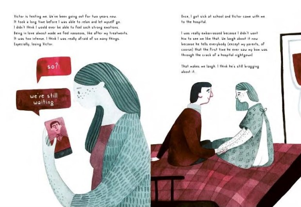 A Story About Cancer With a Happy Ending 6 - Bookbed