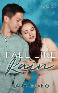 Fall Like Rain by Ana Tejano (new cover) - Bookbed