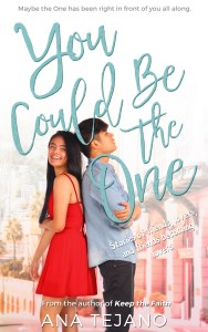 You Could Be The One by Ana Tejano - Bookbed